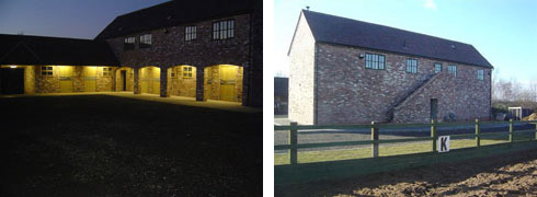 Dunton Stables UK Riding Holiday Accommodation image 2
